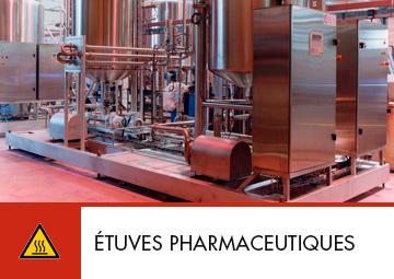 Etuves pharmaceutiques Thitec