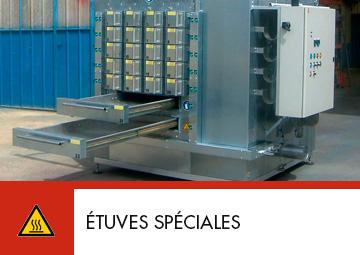 étuve spéciale Thitec France