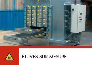 étuve sur mesure Thitec production