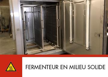 Fermenteur en milieu solide par Thitec production Beaune