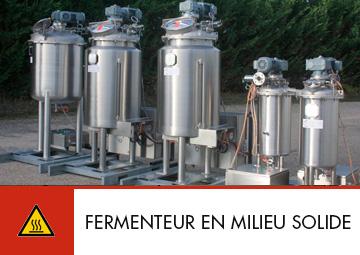 Fermenteur en milieu solide Thitec France