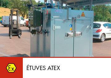 Etuve Atex Thitec