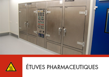 Etuves pharmaceutiques par Thitec France